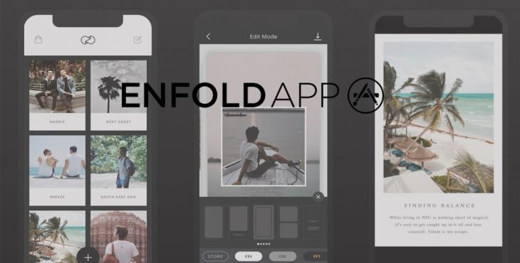 قالب وردپرسی App - Enfold